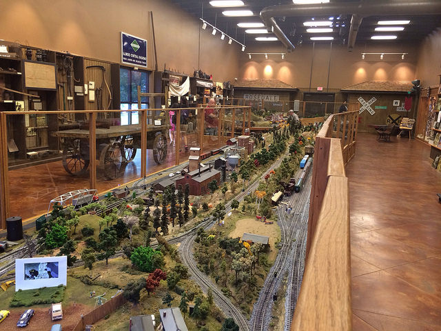 Cleveland Railroad Museum
