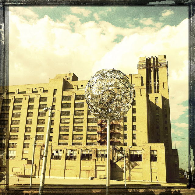 Crosstown Disco Ball, Memphis, Tenn.