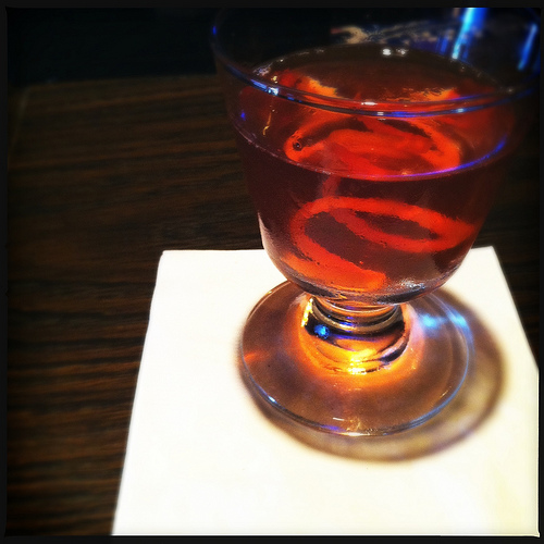 Sazerac, the Cove, Memphis, Tenn.