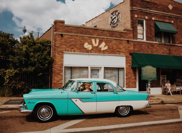 Rockabilly Rides at Sun Studio